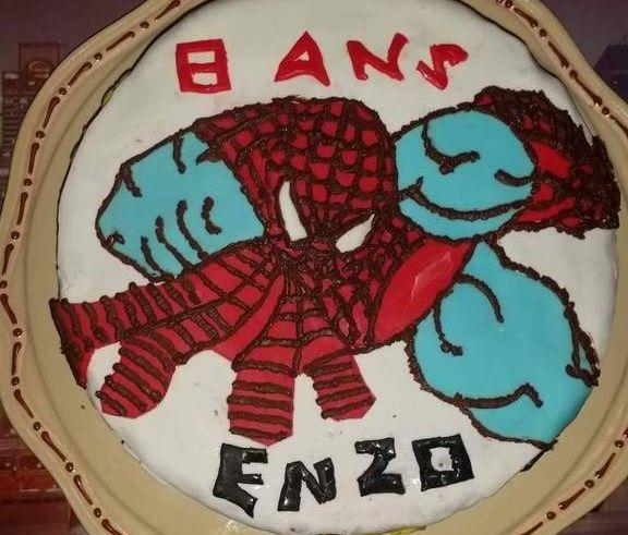 gâteau Enzo