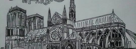 Hommage à Notre Dame De Paris